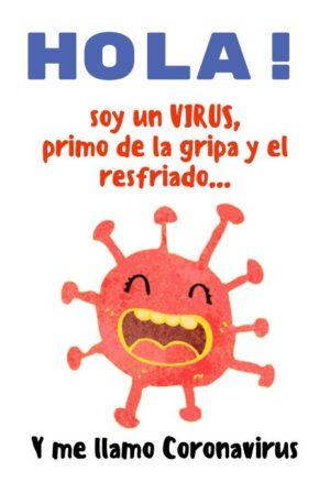 hola me llamo coronavirus
